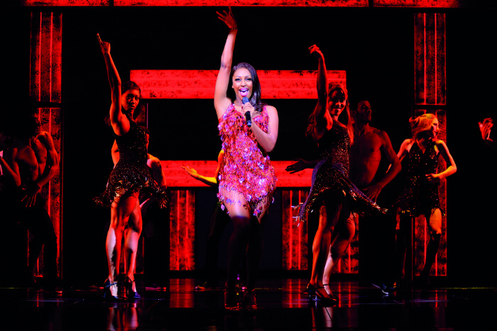 The Bodyguard returns to Manchester Palace Theatre