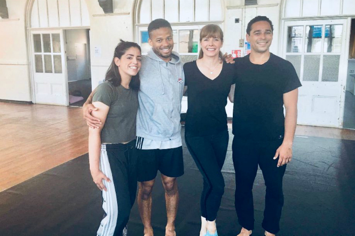Manchester dance company Company Chameleon star in new documentary with Darcey Bussell