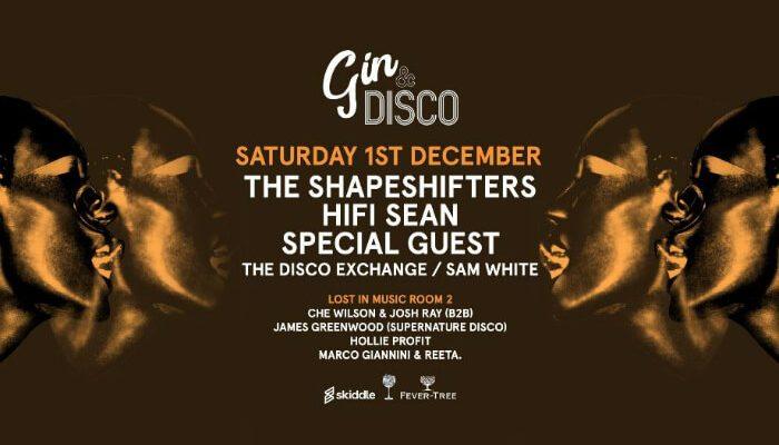 Gin & Disco Manchester