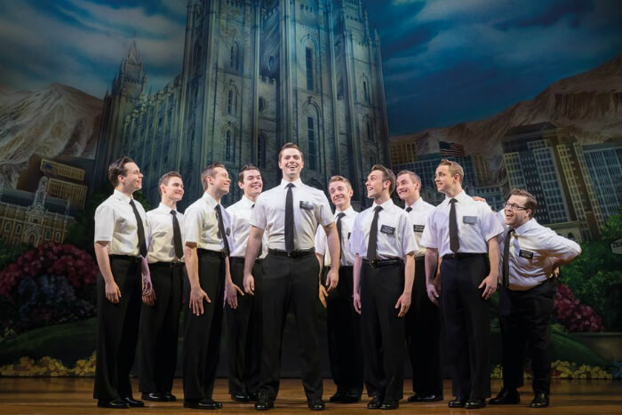 The Book of Mormon coming to Manchester's Palace Theatre