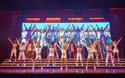 Casting announced for We Will Rock You at the Palace Theatre