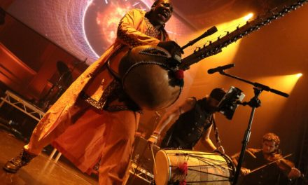 Previewed: An Evening with Afro Celt Sound System