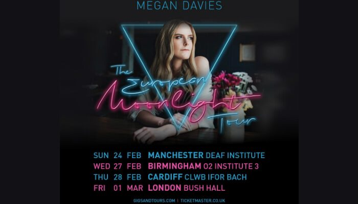 Manchester gigs - Megan Davies will headline at the Deaf Institute