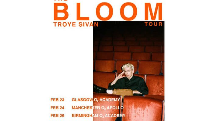 Manchester gigs - Troye Sivan will headline at the O2 Apollo