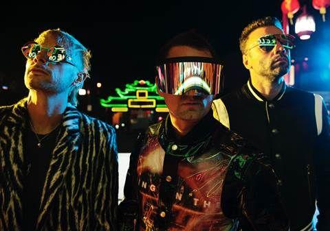 Muse will perform at Manchester's Etihad Stadium