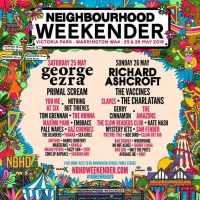 Neighbourhood Weekender 2019 has revealed lineup details