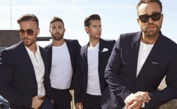 The Overtones will perform at Manchester Bridgewater Hall