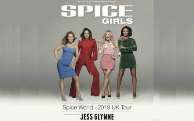 The Spice Girls announce Manchester Etihad Stadium gig