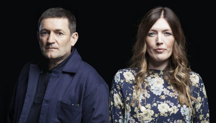 Manchester music - Paul Heaton and Jacqui Abbott will headline at Stockport Edgeley Park