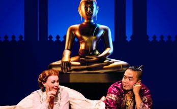 Manchester theatre - Annalene Beechey (Anna) and Jose Llana (The King) will appear in The King and I at Manchester Opera House