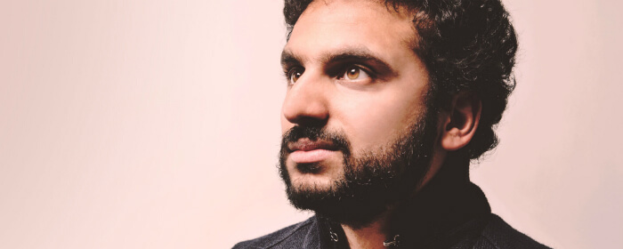 Nish Kumar will perform at The Lowry