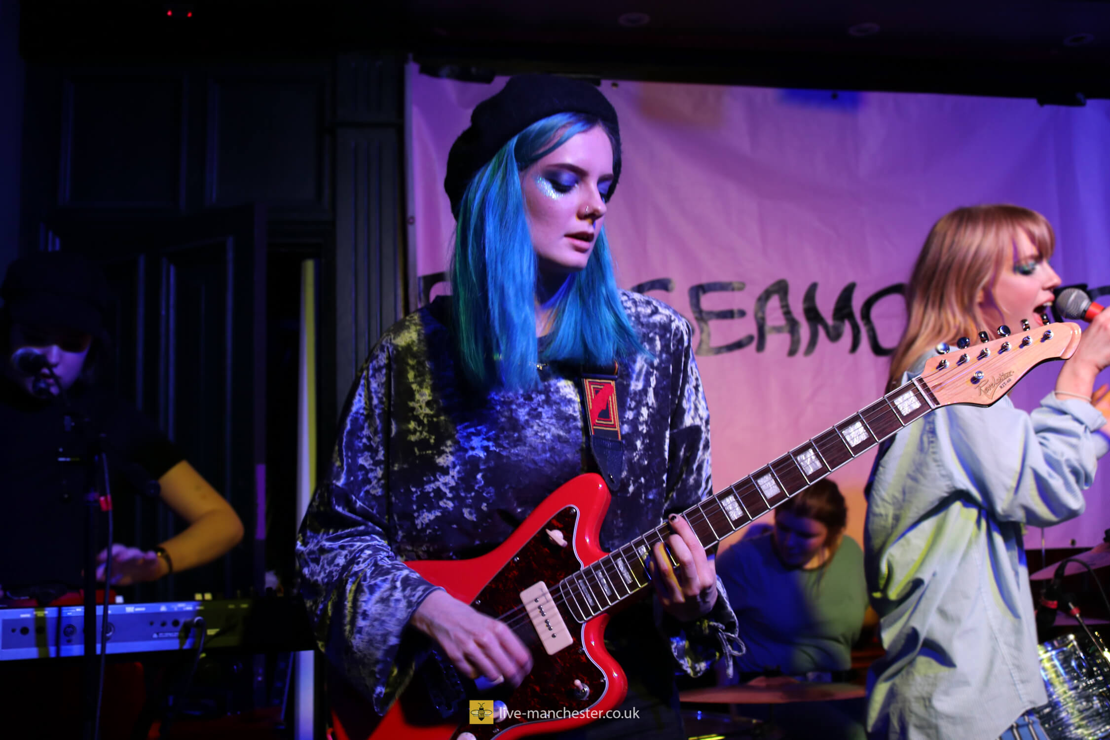 The Seamonsters at The Castle Manchester
