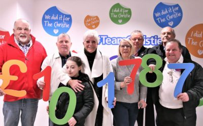 The Printworks raises £100,000 for The Christie