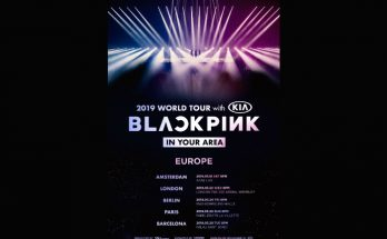 Blackpink will headline at London's SSE Wembley Arena
