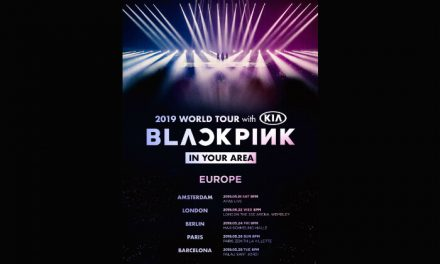 Further afield: Blackpink announce London tour date
