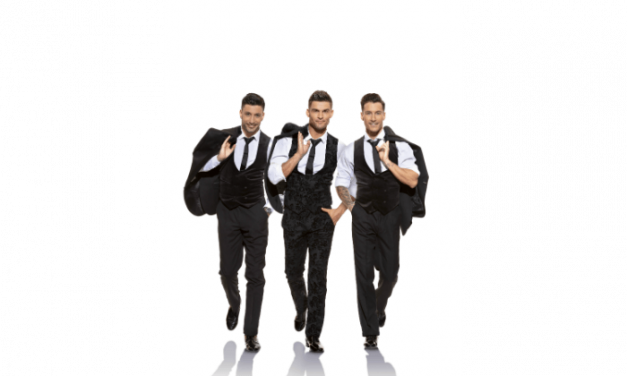 Strictly Come Dancing stars to appear in Here Come The Boys at the Bridgewater Hall