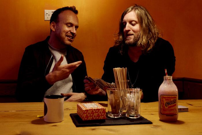Previewed: Andy Burrows at Manchester's Deaf Institute