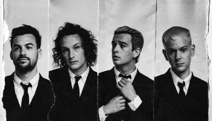 Manchester music - The 1975 - image courtesy chuffmedia