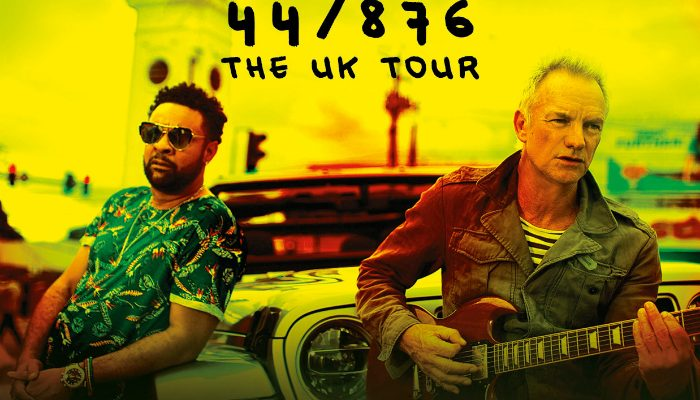 Gigs in Manchester - Sting and Shaggy will headline at the O2 Apollo