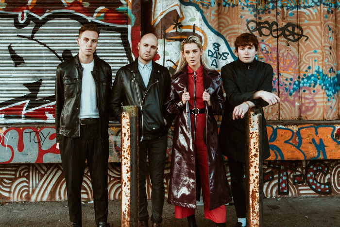 Yonaka announce debut album ahead of Manchester Deaf Institute gig