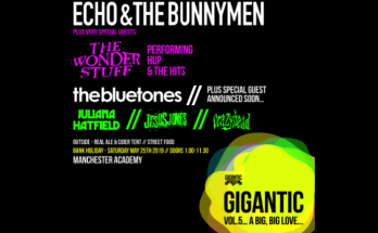 Manchester Academy will host the Gigantic All Dayer volume 5