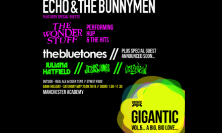 Manchester Academy's Gigantic All Dayer Vol 5 returning in May