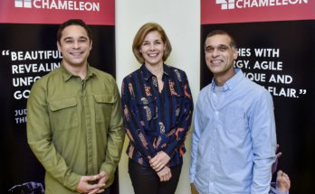 Manchester Dance - Darcey Bussell at Company Chameleon - image courtesy Joel Chester Fildes