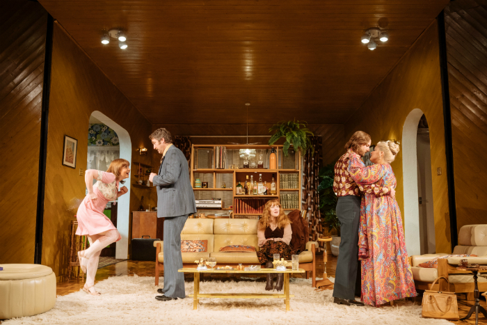 Previewed: Abigail's Party at Manchester Opera House