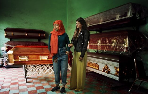 Manchester Theatre - The Funeral Director runs at Home Manchester