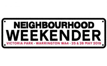 Neighbourhood Weekender 2019 logo