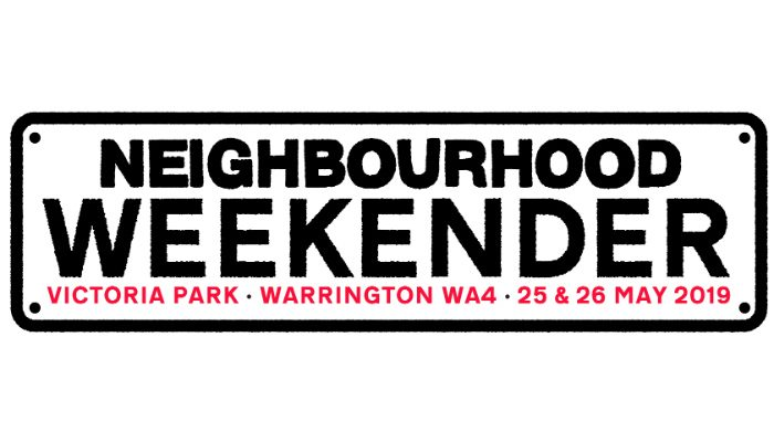 Neighbourhood Weekender 2019 logo