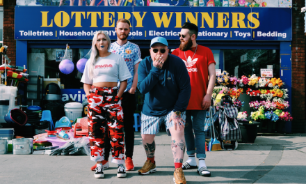 The Lottery Winners to support Larkins at Manchester Albert Hall