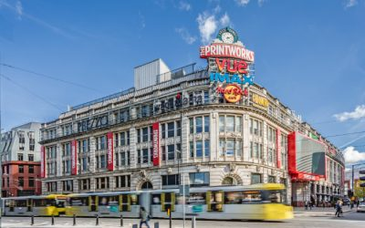 The Printworks offers for Valentine's Day
