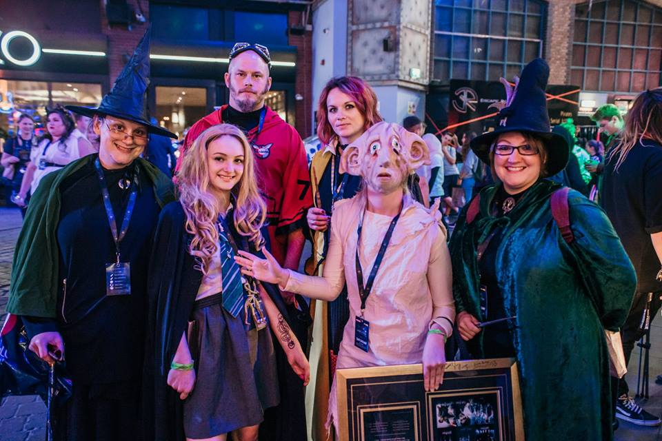 Harry Potter DraigCon convention returning to Manchester