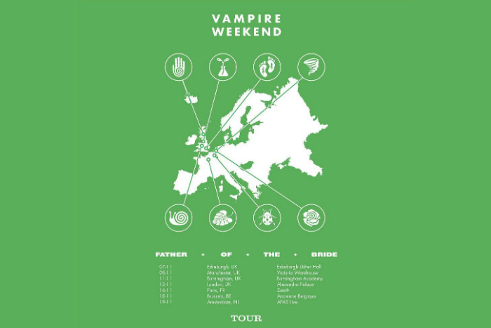 Vampire Weekend announce Manchester Victoria Warehouse gig
