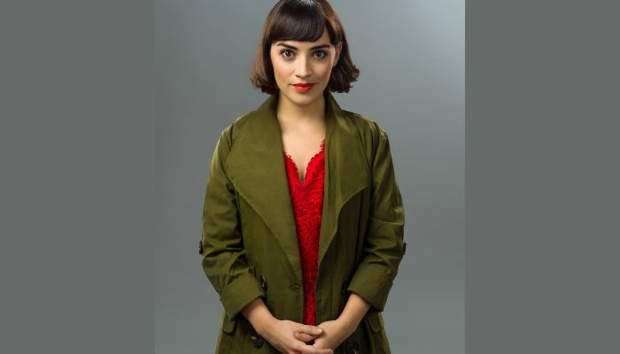 Manchester Theatre - Audrey Brisson will star as Amelie in Amelie The Musical. image courtesy Michael Wharley