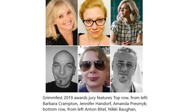 Grimmfest announce 2019 awards jury and details of prizes and sponsors