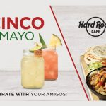 Hard Rock Cafe Manchester - Cinco de Mayo