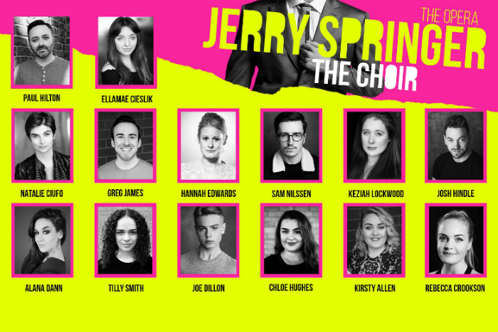 14 Manchester singers chosen to perform in Jerry Springer – The Opera