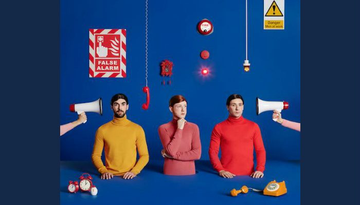 Manchester gigs - Two Door Cinema Club will headline at Victoria Warehouse
