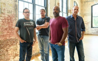 Hootie & The Blowfish announce Manchester Apollo gig
