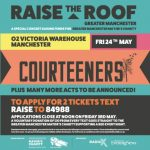 Raise the Roof at Victoria Warehouse Manchester