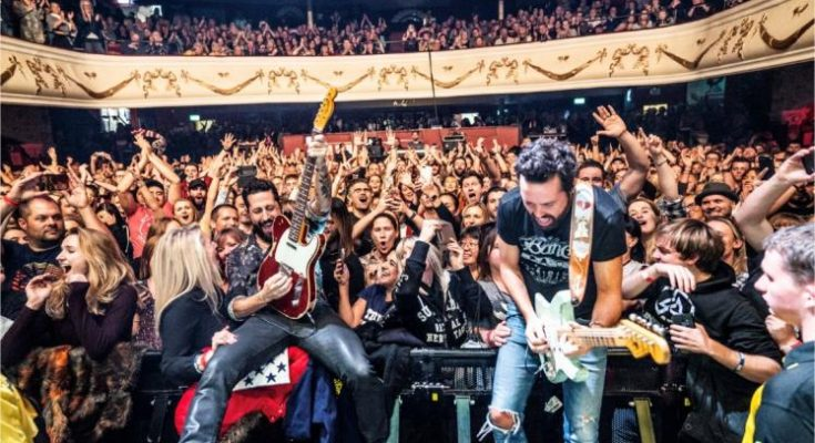 gigs in Manchester - Old Dominion will headline at the Albert Hall