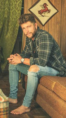 Chris Lane - image courtesy Randy Shaffer