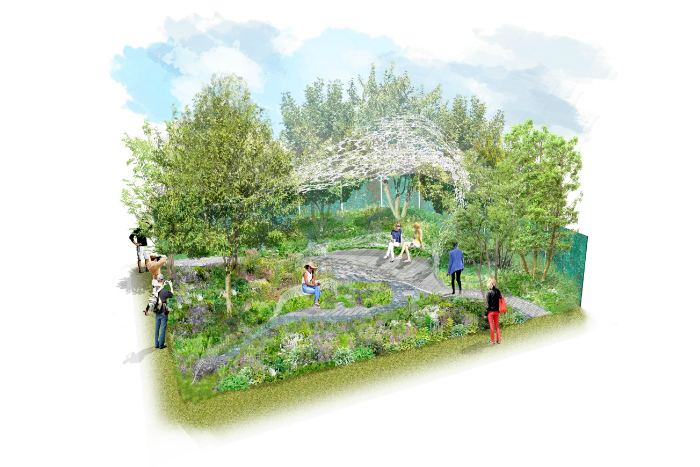 The Manchester Garden to debut at RHS Chelsea Flower Show