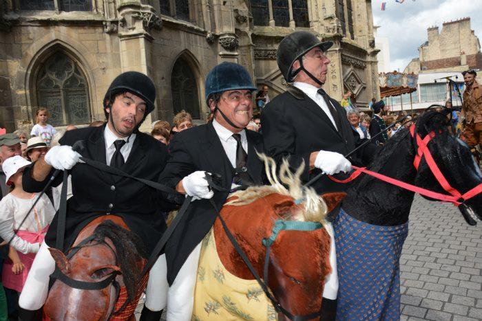 Les Goulous - The Horsemen