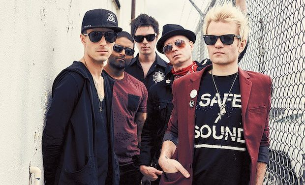 Sum 41 announce Manchester Victoria Warehouse gig