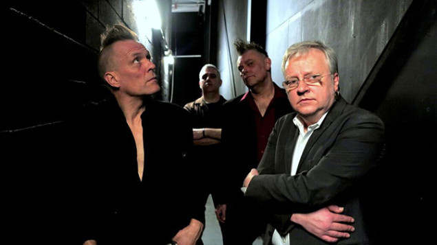 image of Membranes band
