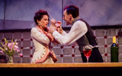 Previewed: Miss Julie at Hope Mill Theatre