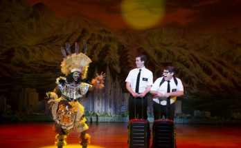 The Book of Mormon - image courtesy Juliete Cervantes